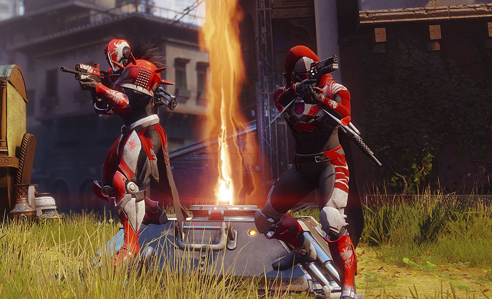 Destiny 2 Adds a New Multiplayer Map for the PC Beta