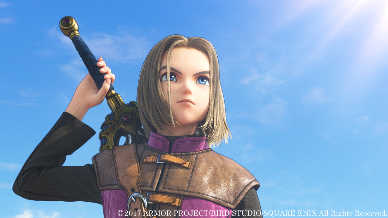 Dragon Quest XI hands-on - incredible localisation and the biggest