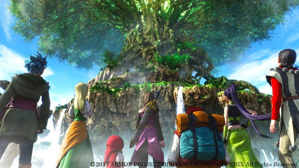 Dragon Quest XI hands-on - incredible localisation and the