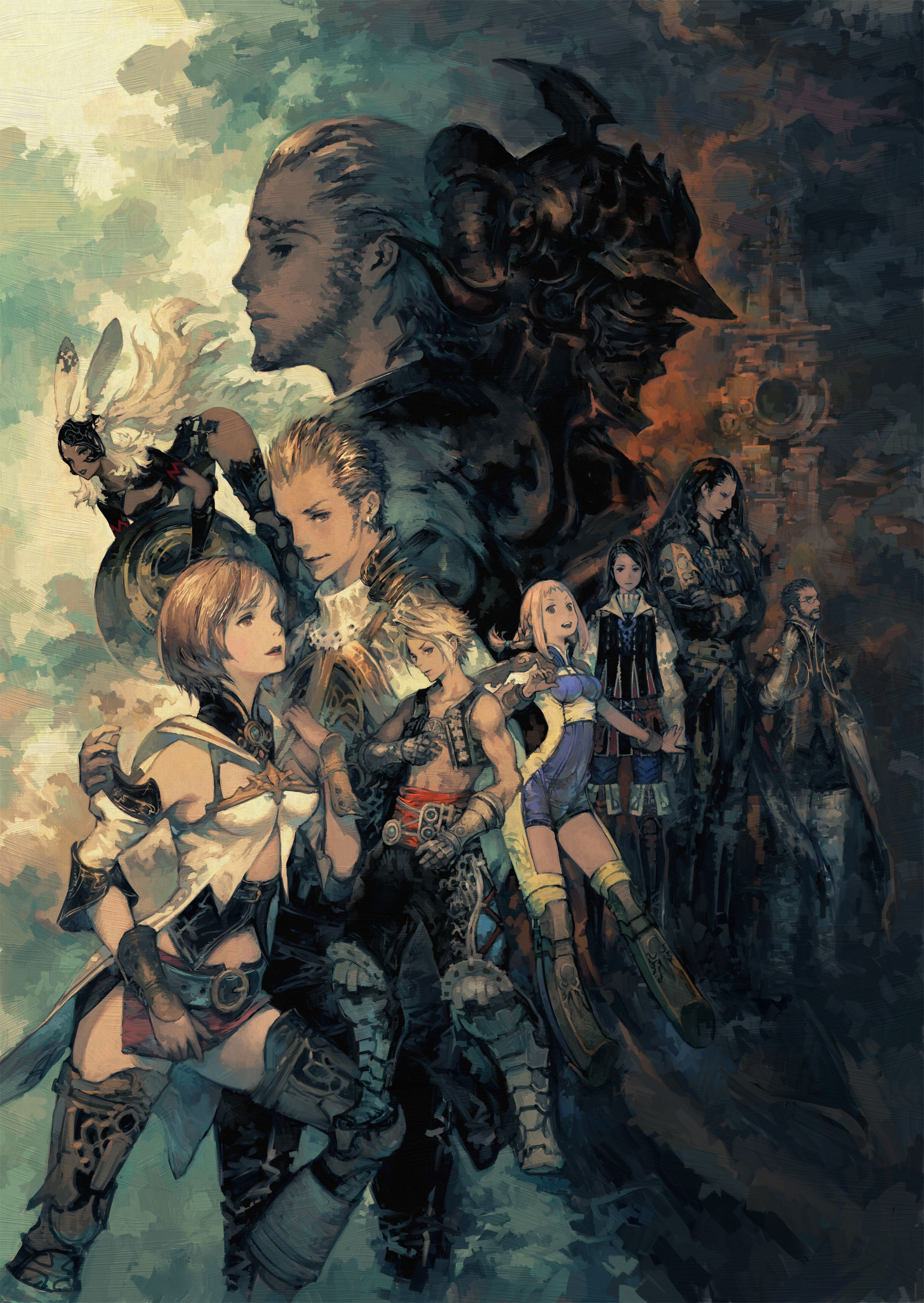 Final Fantasy 12 The Zodiac Age: the best jobs for each character
