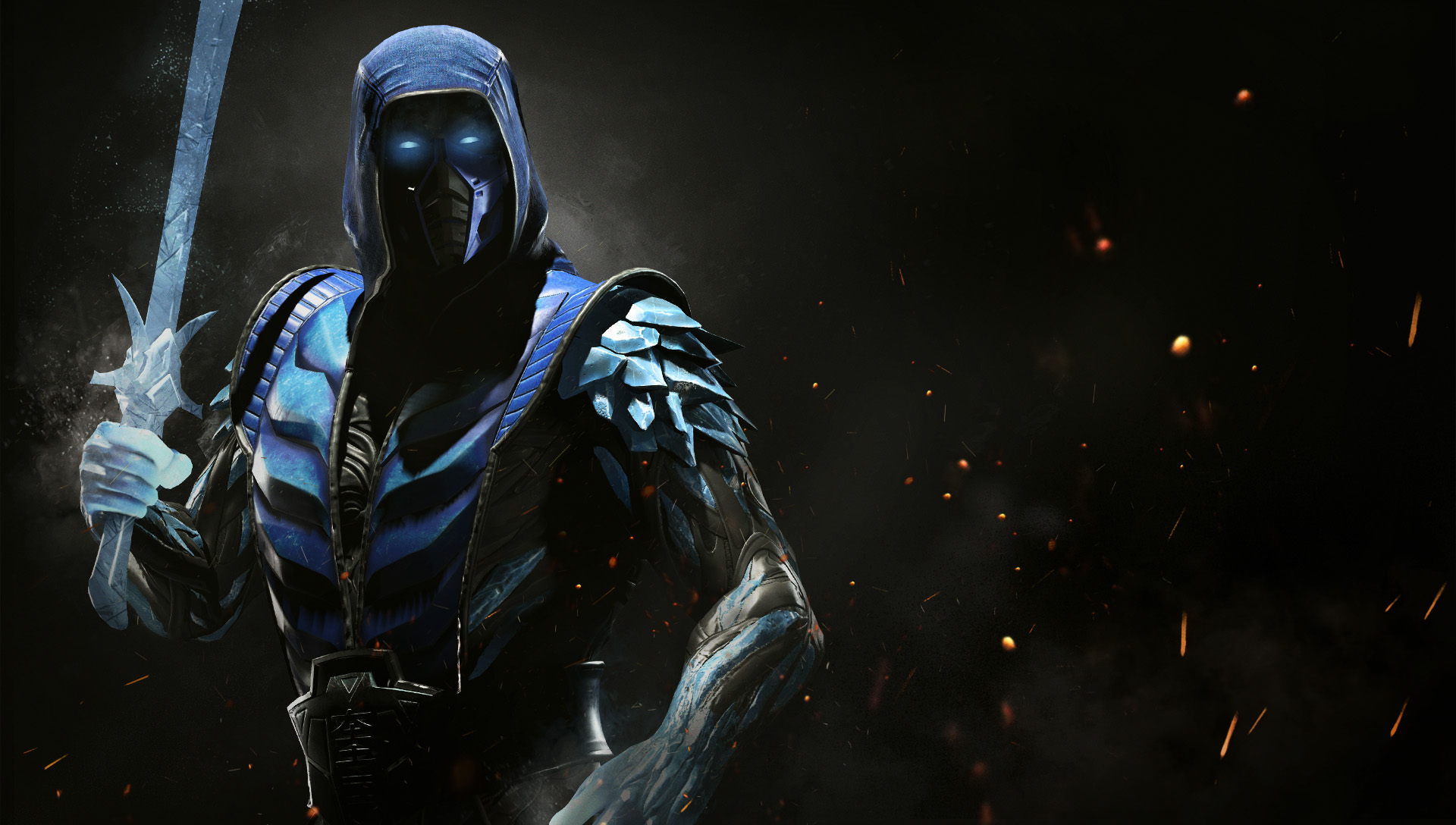 Injustice 2's Sub-Zero is Now Playable