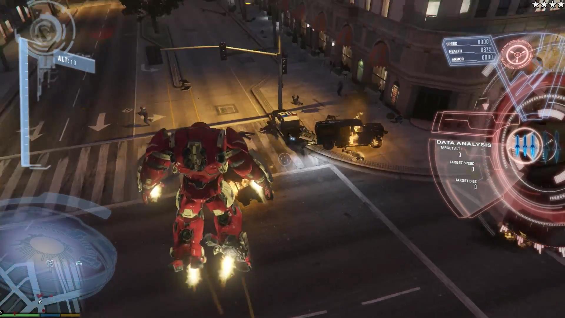 Gta 5 Iron Man Mod Free
