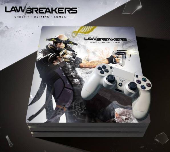 LawBreakers Update 1.04 Is Out Now On PS4, Fixes Stuttering Issue