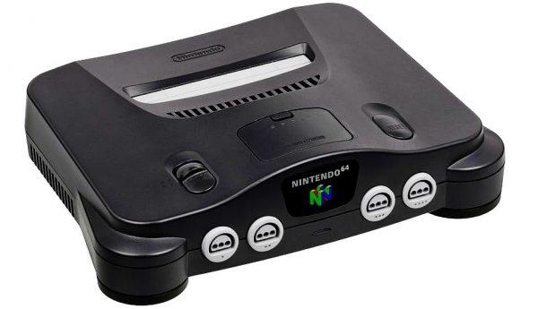 Controller del Nintendo 64: marchio registrato in Europa