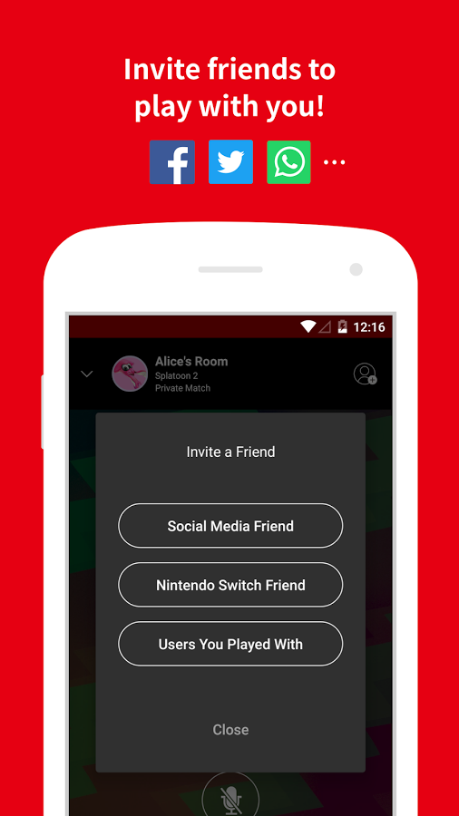 The Nintendo Switch Online app has launched on iOS & Android - VG247
