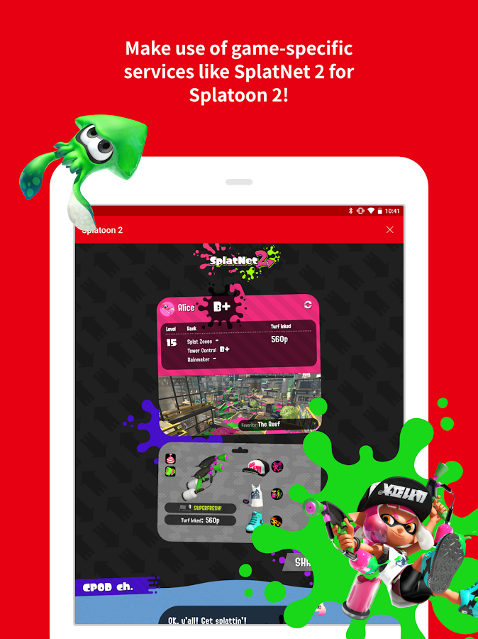 The Nintendo Switch Online App Has Launched On Ios Android Vg247