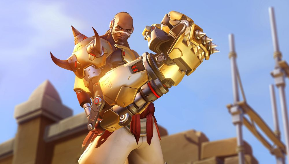 Meet Overwatch's new Hero, Doomfist!