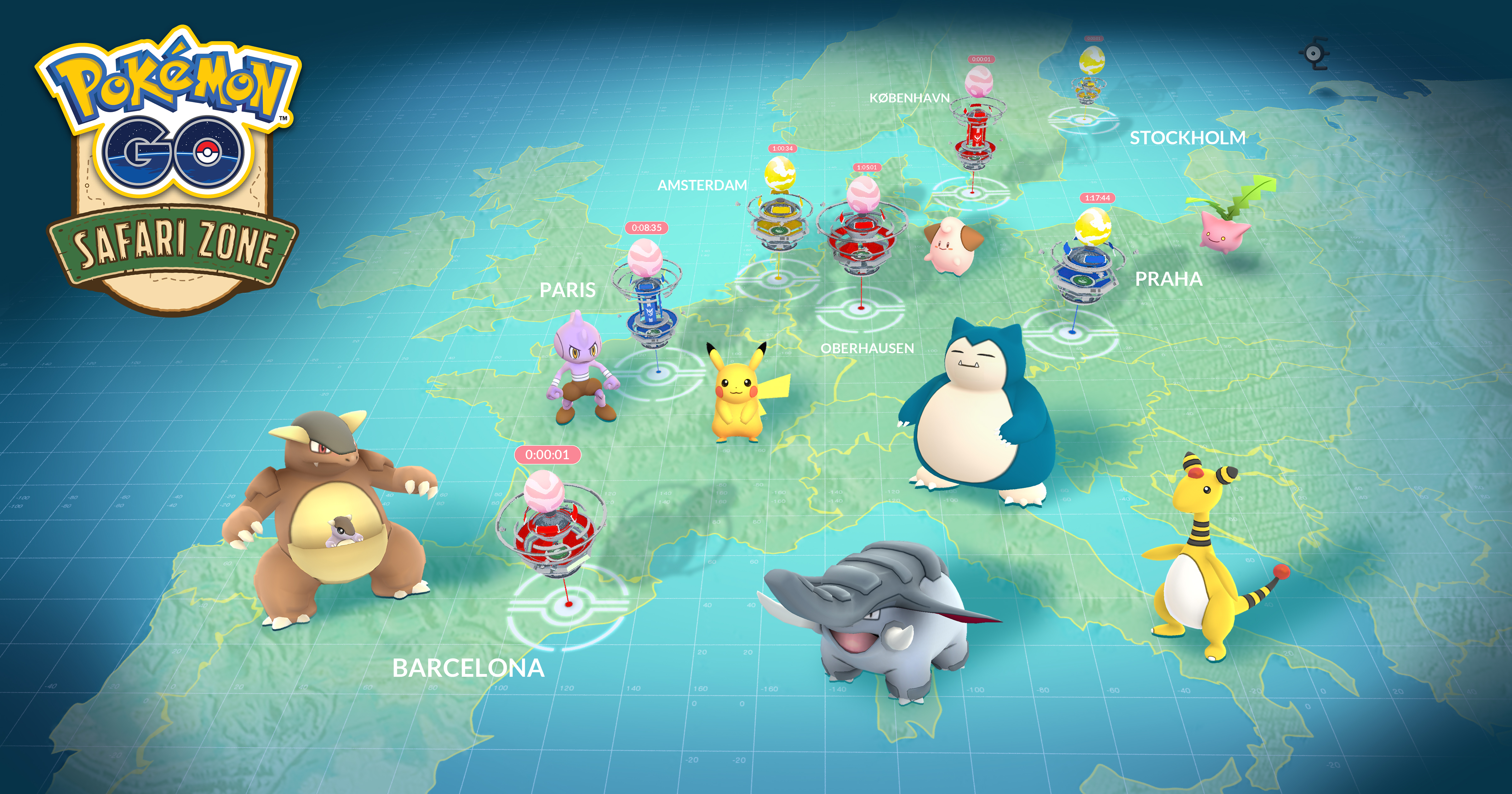 Dataminer finds over 100 shinies within Pokemon GO - VG247