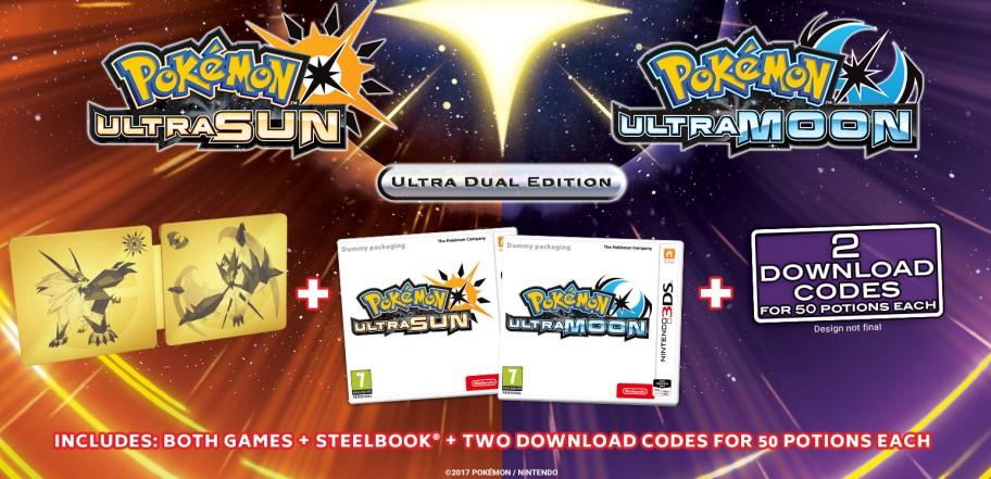 what is pokemon ultra moon fan edition