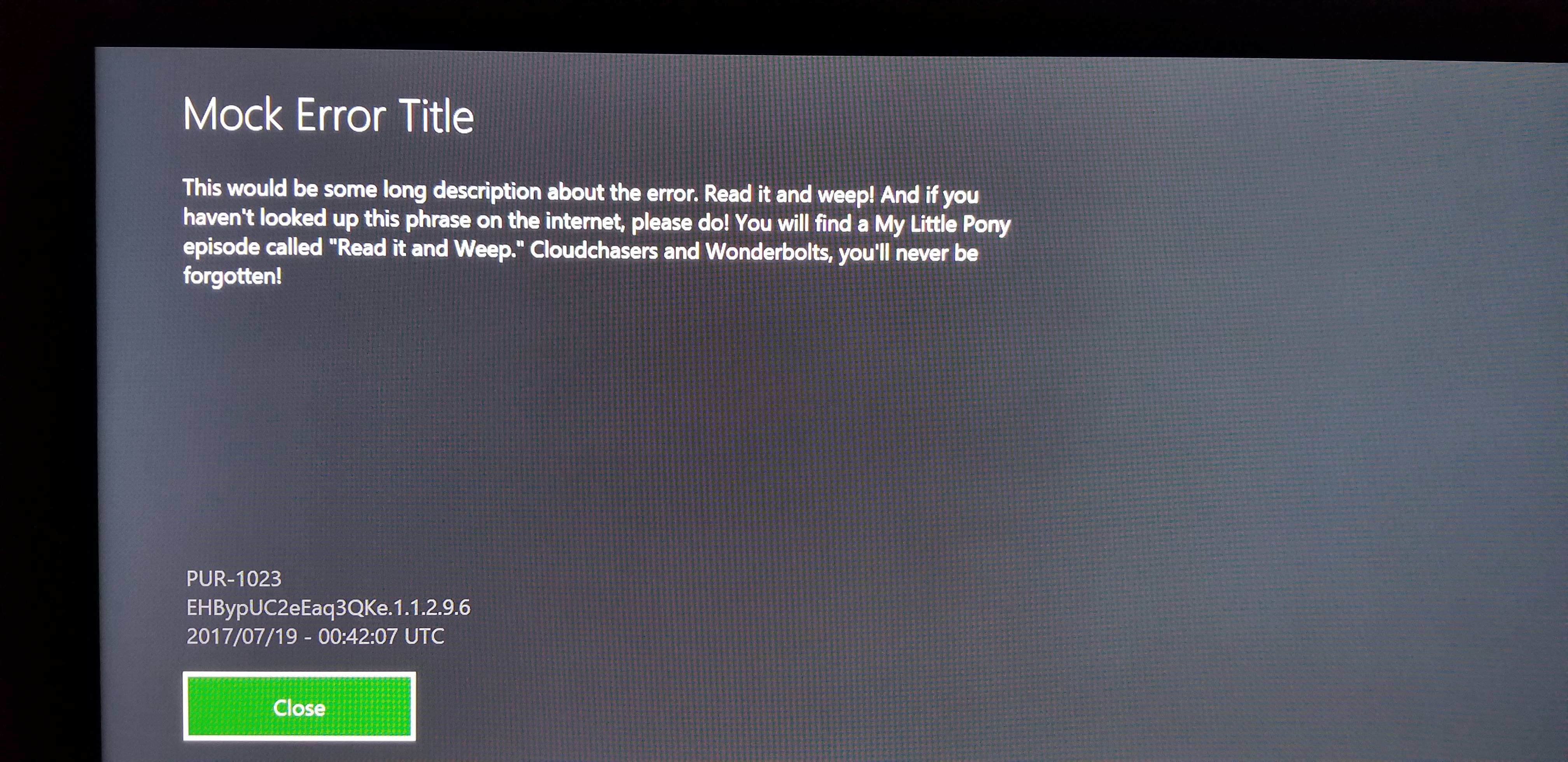 rogue_xbox_one_message_about_my_little_ponies_1