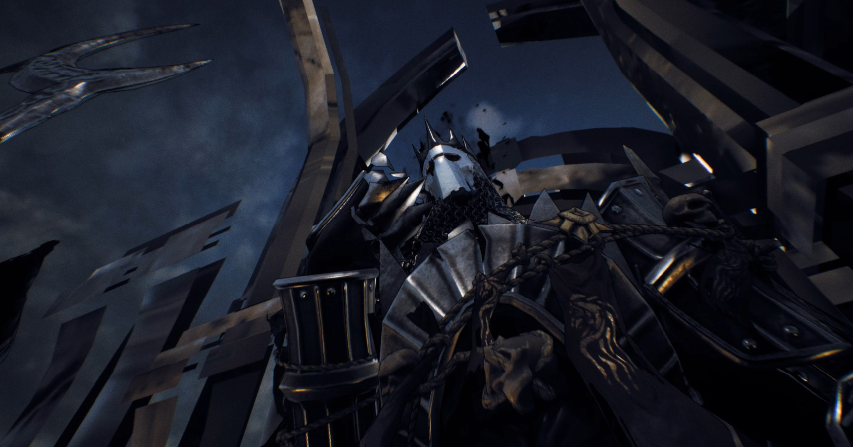sinner sacrifice for redemption 1 - Sinner: Sacrifice for Redemption is Dark Souls with a Biblical touch