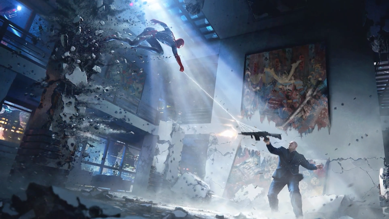 spider-man concept art (2)