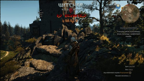 The Witcher 3 texture mod gets big update to improve many of