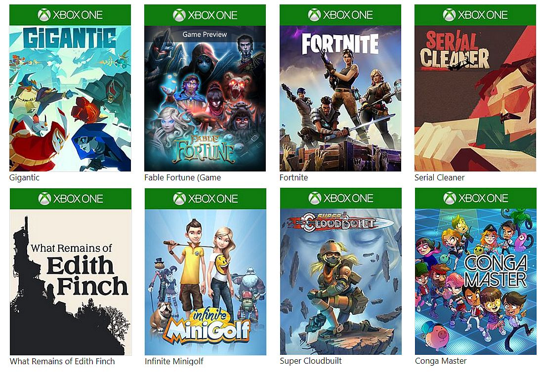 Xbox Summer Spotlight Kicks Off With Fortnite Fable Fortune