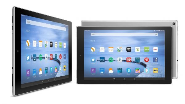 Amazon Fire HD Tab 10-inch