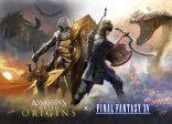Assassins Creed Final Fantasy 15 crossover