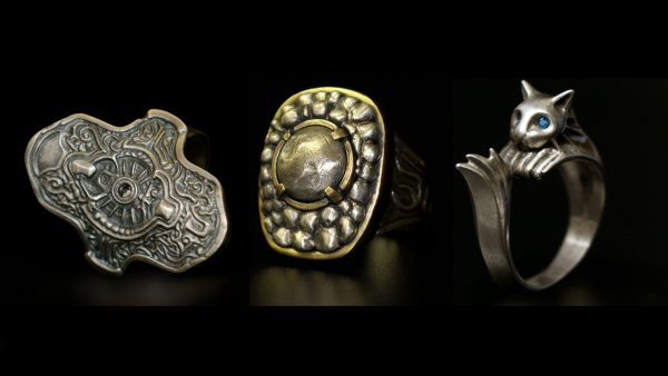 Dark Souls Jewellry Replica Rings Havel's Ring