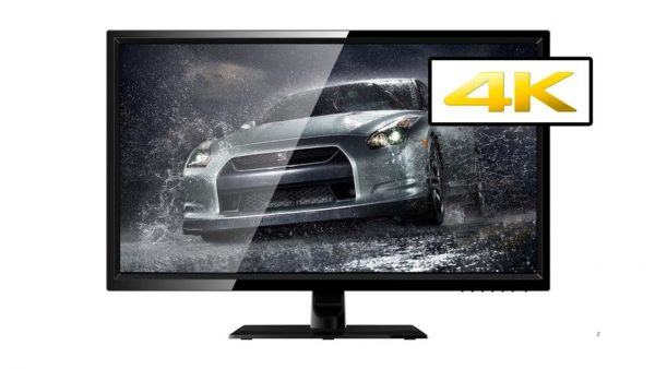 ElectriQ 28 inch 4K FreeSync monitor