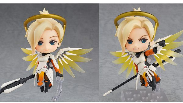 Overwatch Mercy Nendoroid Figure