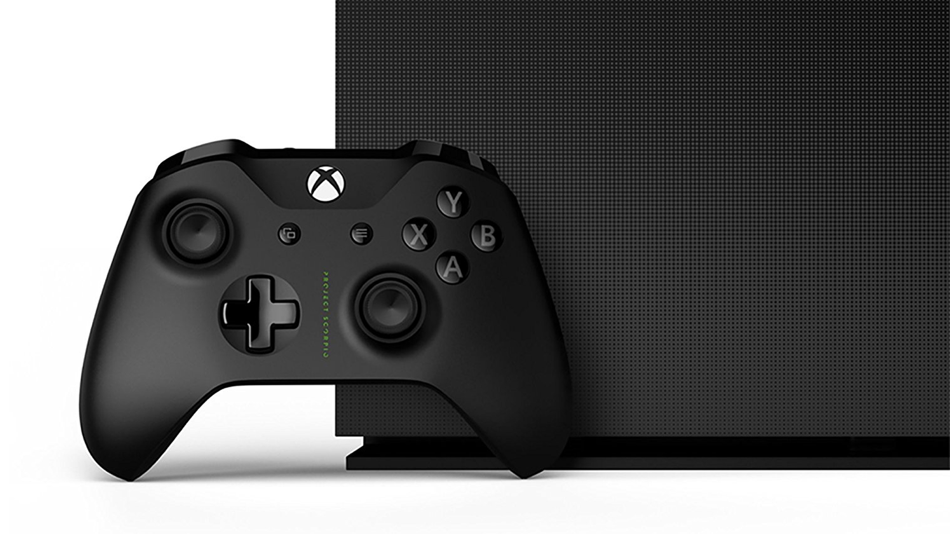 Project Scorpio Edition Xbox One X pre-order now