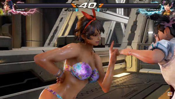 Tekken 7 Bikini