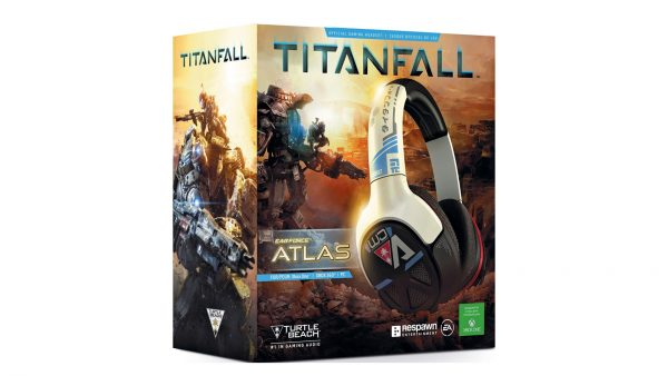 Turtle Beach Titanfall Atlas gaming headset Xbox PC