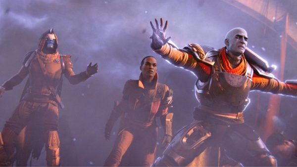 Destiny 2's aim assist seems to be causing a rift between controller