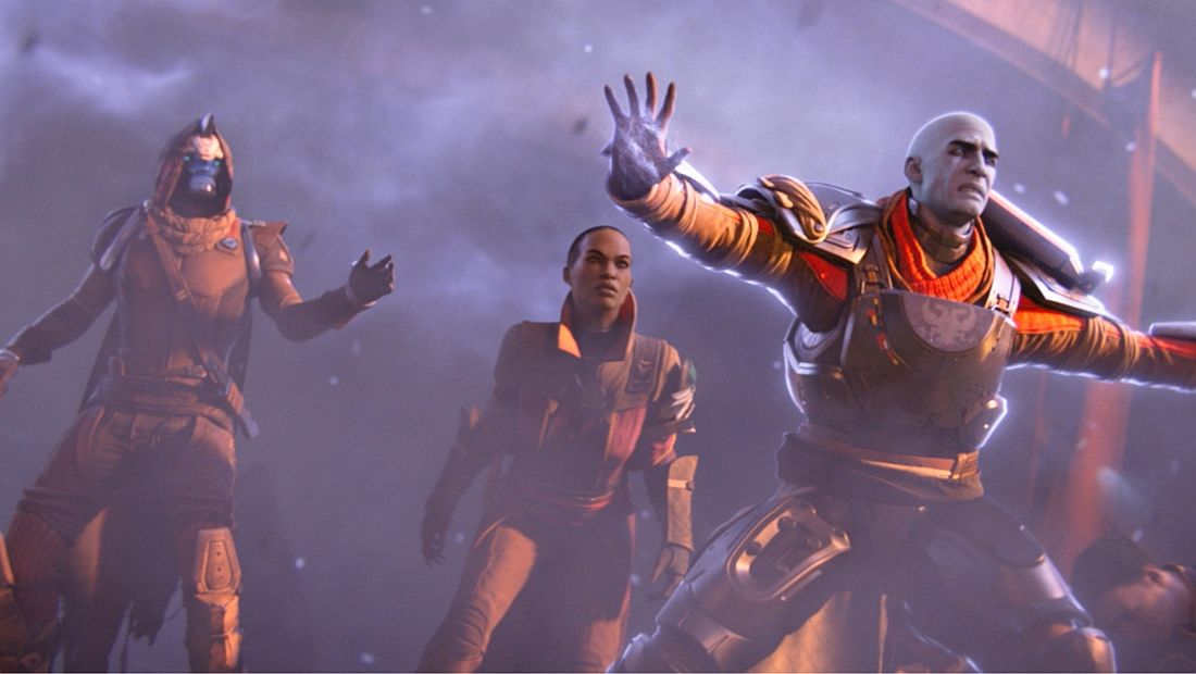 Destiny 2's aim assist seems to be causing a rift between controller