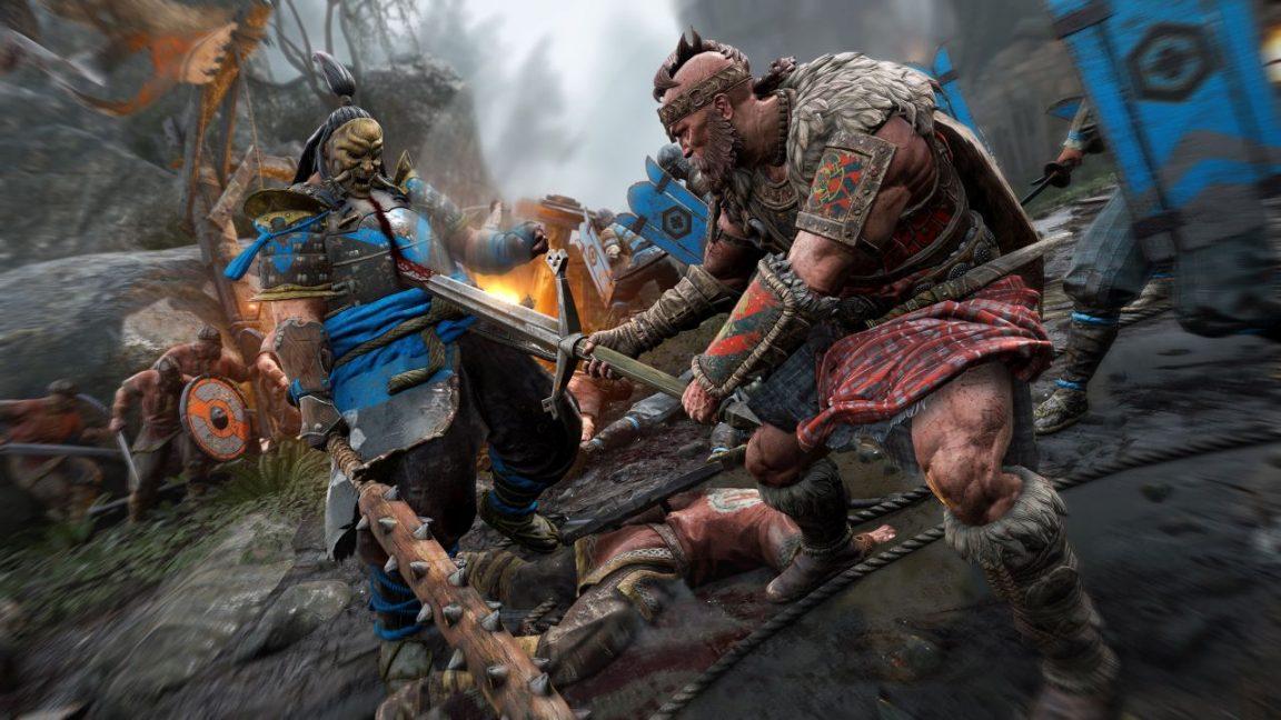 for_honor_highlander
