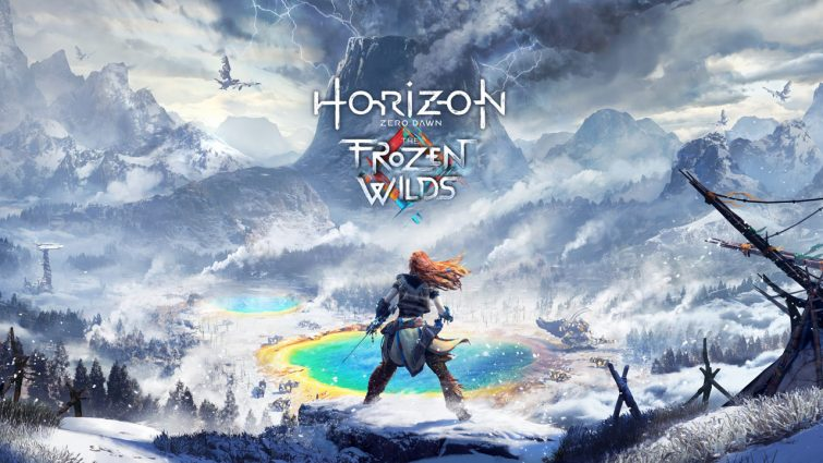 'Horizon Zero Dawn' (PS4) The Frozen Wilds Expansion Dated