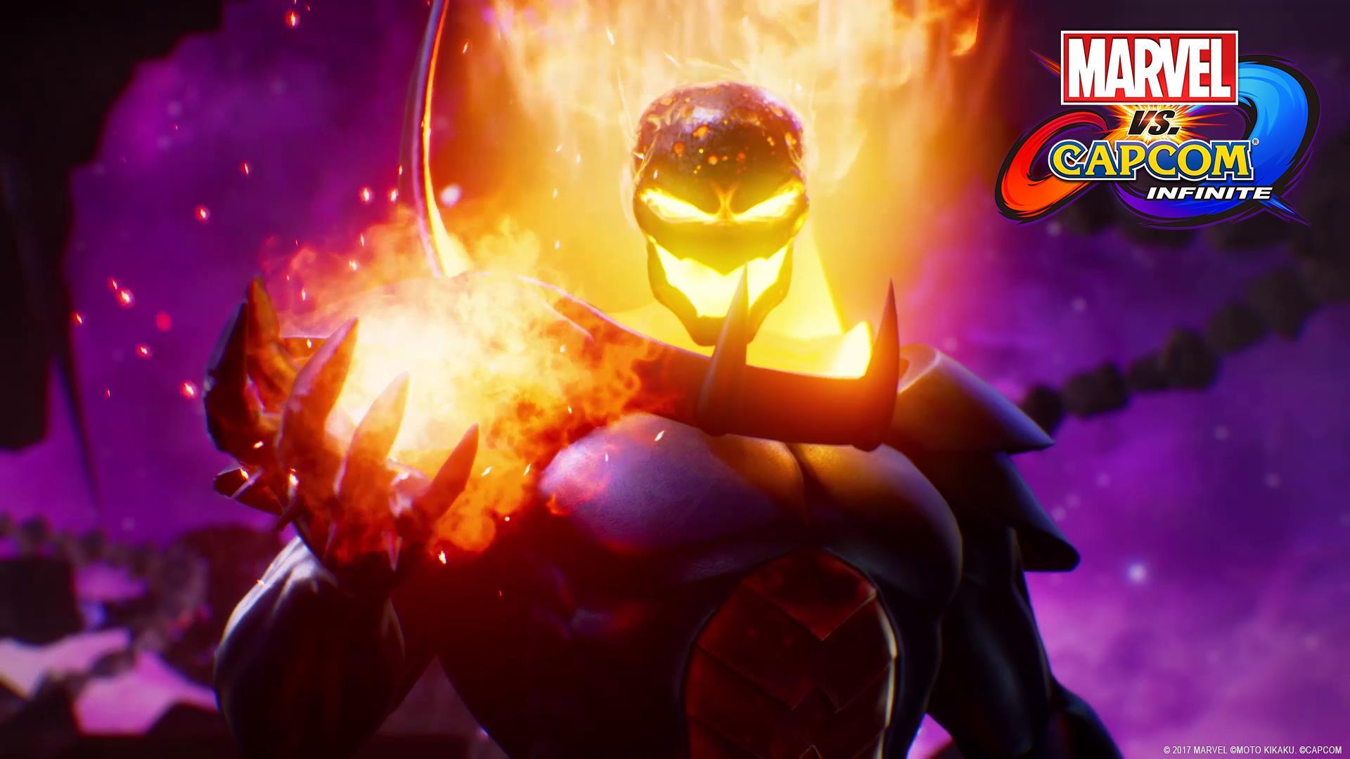 Marvel Vs Capcom Infinite Gamescom Trailer Shows Ghost Rider And