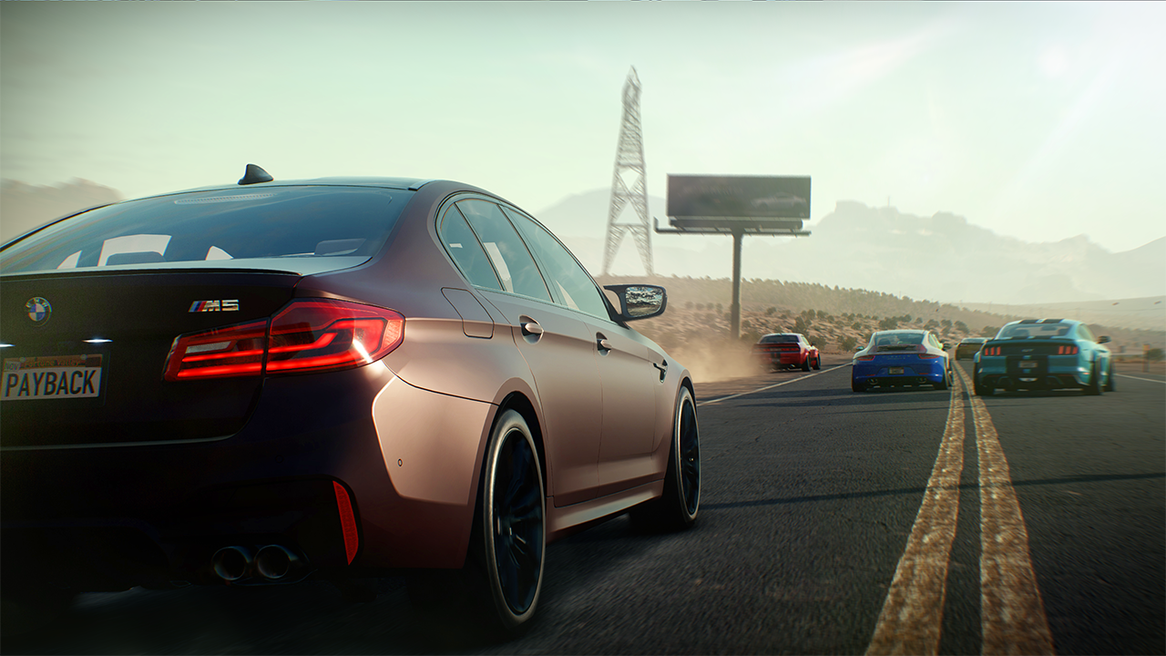 Need For Speed Payback Trailer Presents The Thrills Of Fortune
