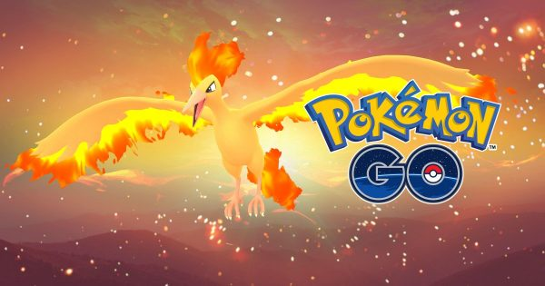 Pokemon GO: Two Players Beat Moltres Legendary Raid Together