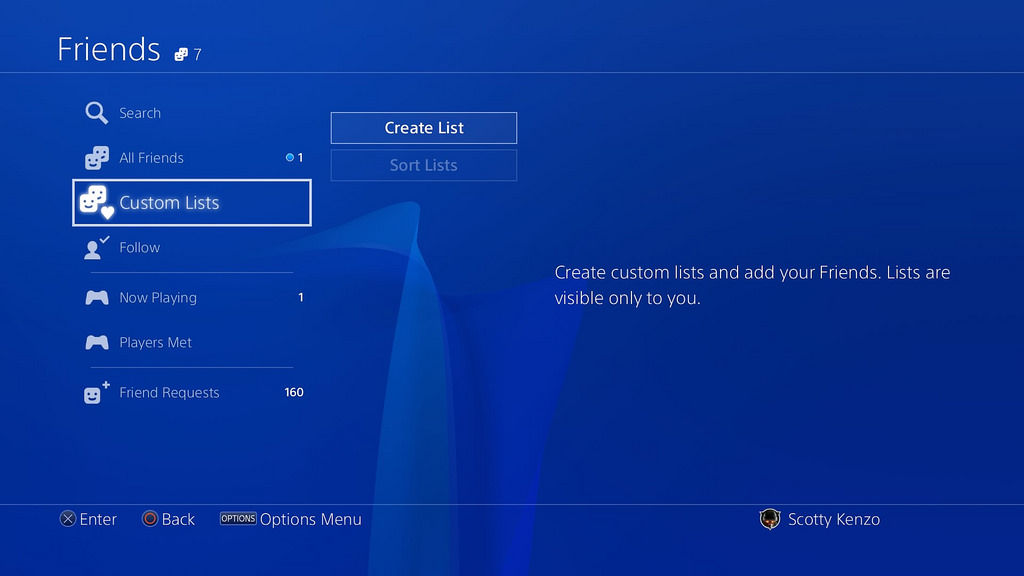PlayStation 4 5.0 System Update's New Features Officially Revealed