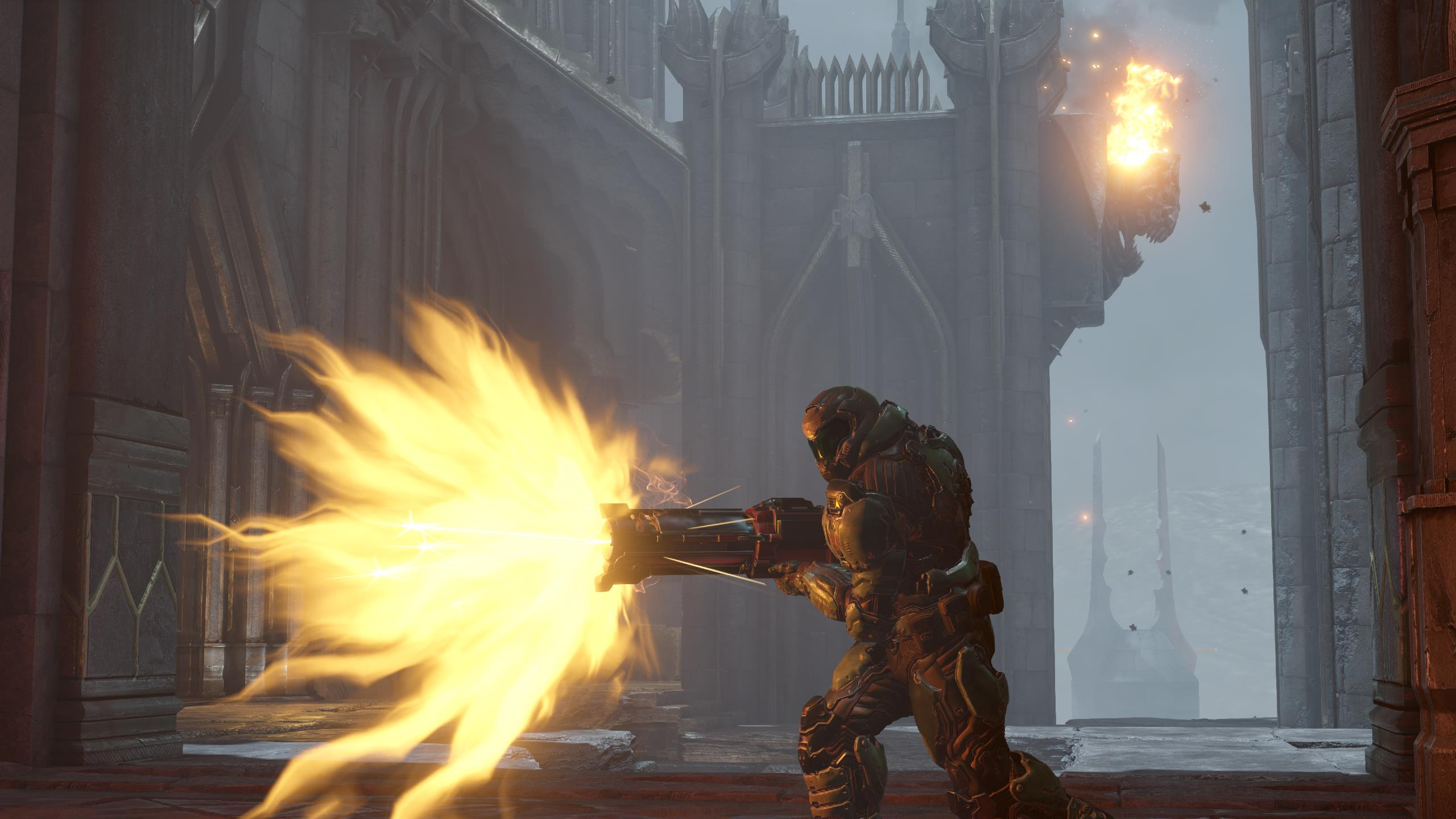 Quake Champions Enters Early Access Soon, Adds DOOM Slayer class=