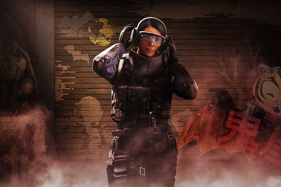 New character revealed for Rainbow Six Siege's Blood Orchid expansion