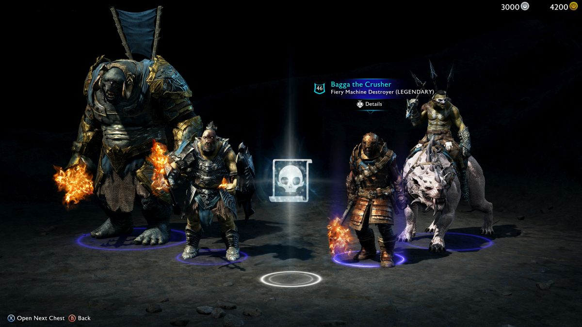 Middle-earth: Shadow of War Outlines Its Loot System