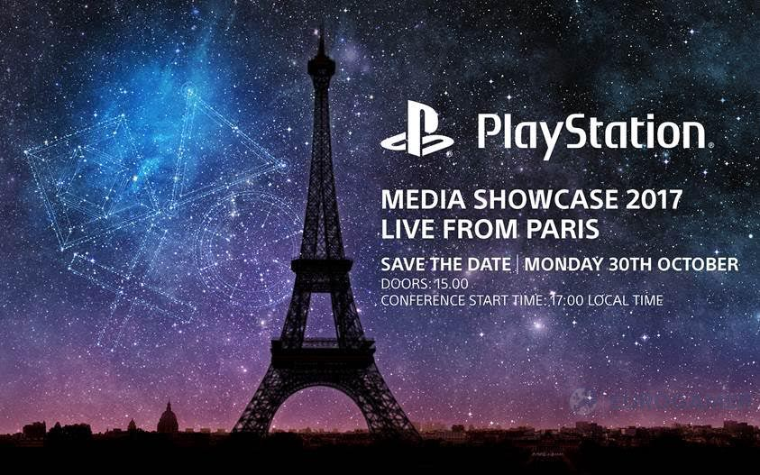 Paris is hosting a PlayStation Media Showcase in October
