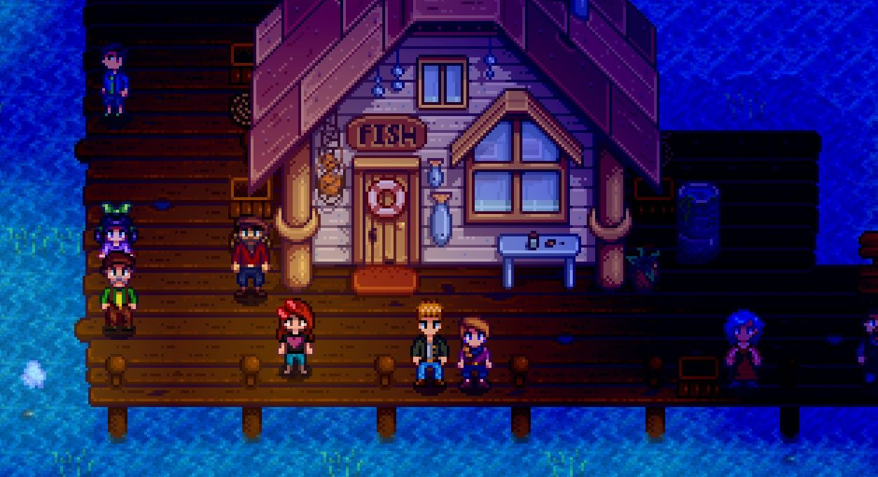 Take a look at some gameplay from the Stardew Valley