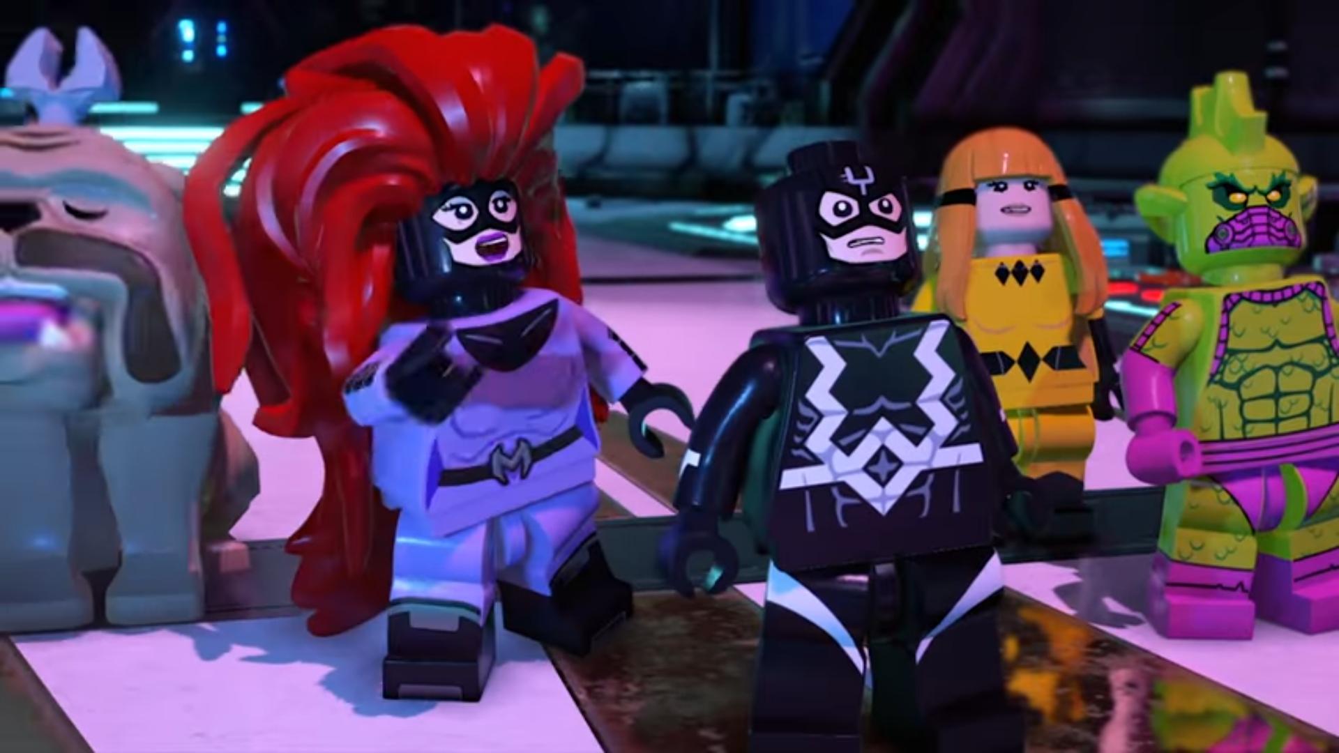 Image result for LEGO MARVEL SUPER HEROES 2