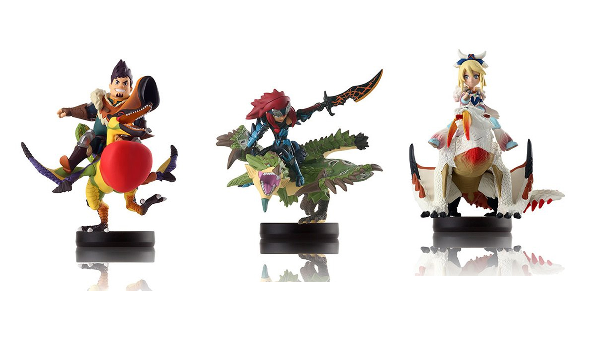get the japan exclusive monster hunter amiibo for 7 55 9 99 this
