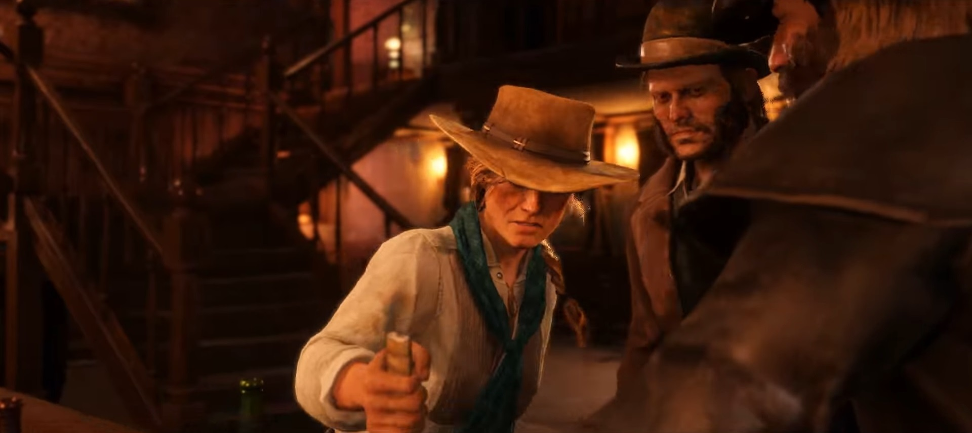 Did We Just See John Marston In The Red Dead Redemption 2