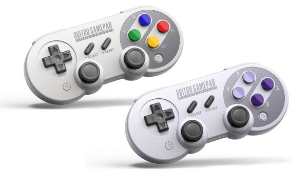 SNES Switch 8Bitdo SN30