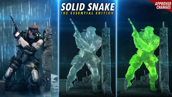 Solid Snake Statue First4Figures