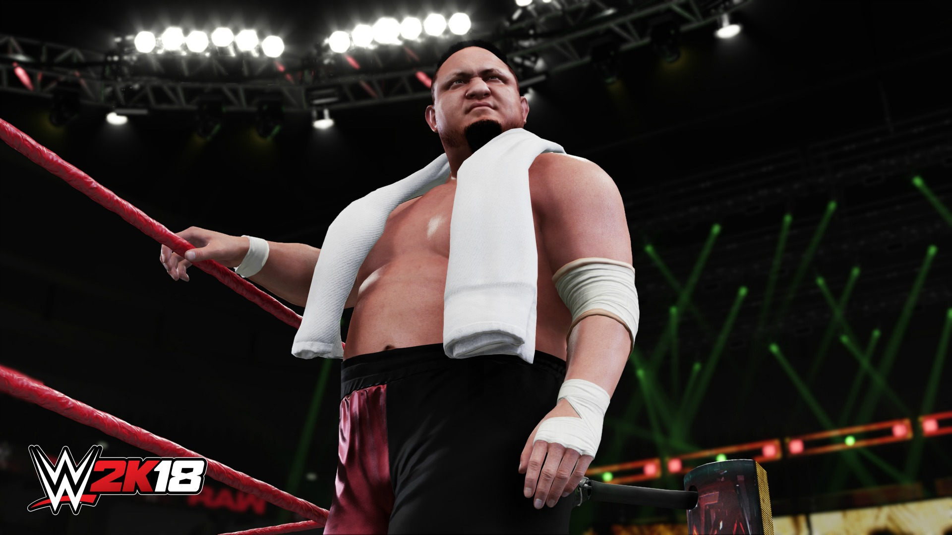 WWE 2K18 Details Its New Online Mode, ROAD TO GLORY
