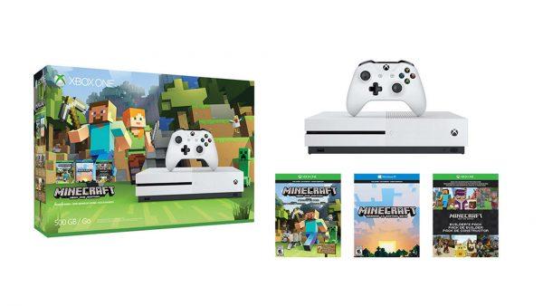 Xbox One Minecraft Favorites