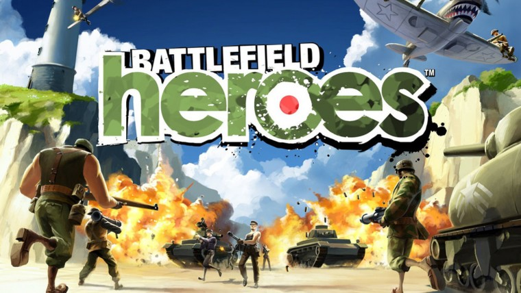 A Group Of Modders Are Bringing Battlefield Heroes Back To Life Vg247