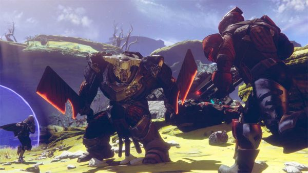 Destiny 2 Hotfix Makes Sure Raid Keys Stick Around As Intended, Fixes Kinetic Weapon Issue, More