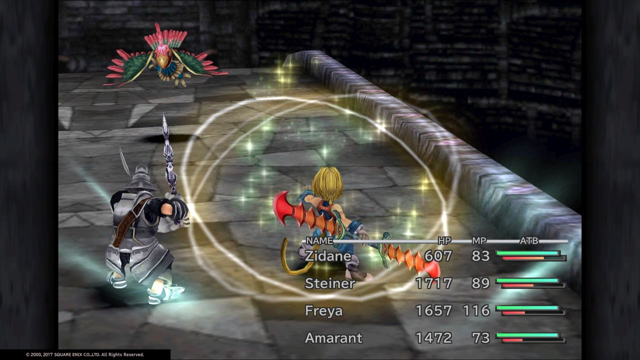 Final Fantasy 9 is out now on PS4 - VG247