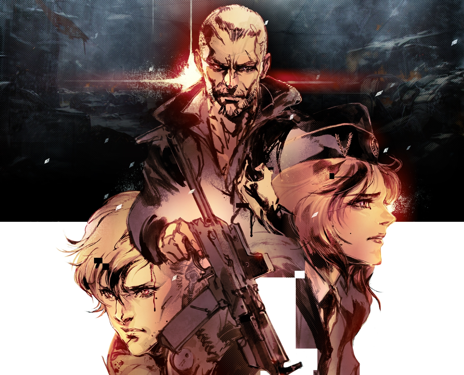 Left Alive Gameplay Video Shows Strategies And Main Characters